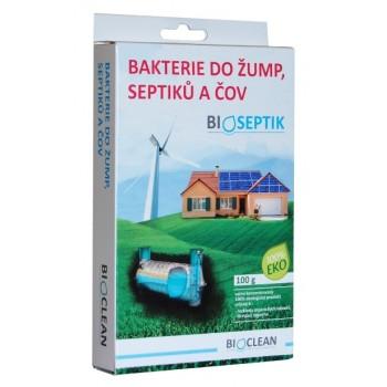 Bakterie do žump a septiků - BIOSEPTIK 100g