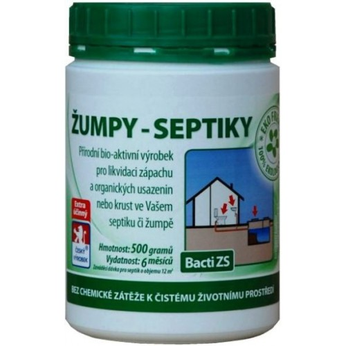 Baktoma Bacti ZS žumpy-septiky 500 g