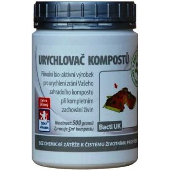 Baktoma Bacti UK - Bakterie do kompostu - 0,5kg - Extra účinné