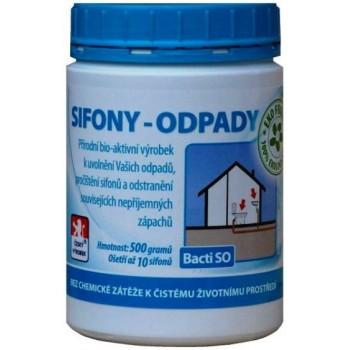 Baktoma Bacti SO sifony-odpady 500 g
