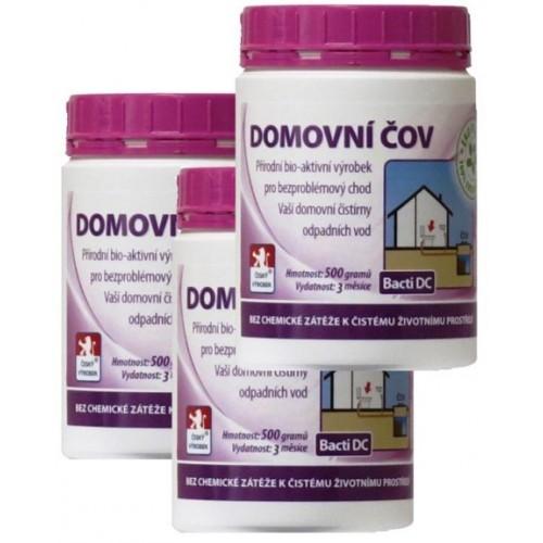 Baktoma Bacti DC domovní ČOV 3 x 500 g