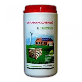 Biokompost 1kg - urychlovač kompostů