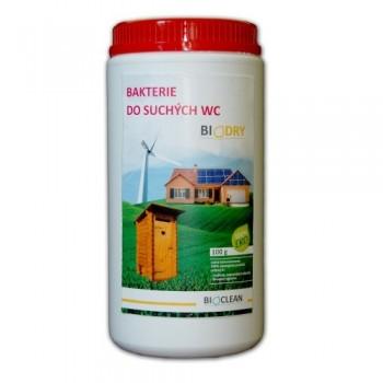 Biodry - bakterie do suchých WC 1 kg