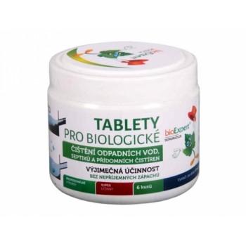 BIOEXPERT Tablety do septiku šumivé 6 ks