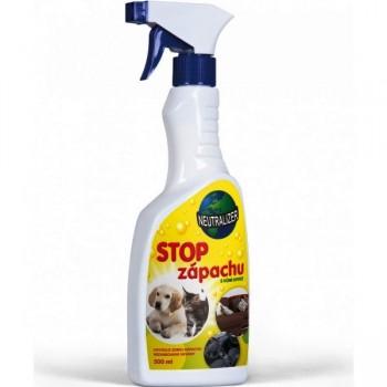 Bio enzym Neutralizer Stop zápachu likvidátor 500 ml